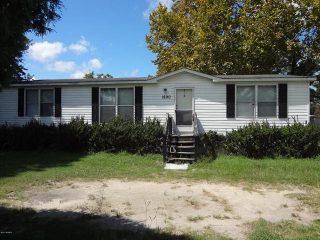 1890 Staton House Road, Greenville, NC 27834 (MLS #100078553) :: Century 21 Sweyer & Associates
