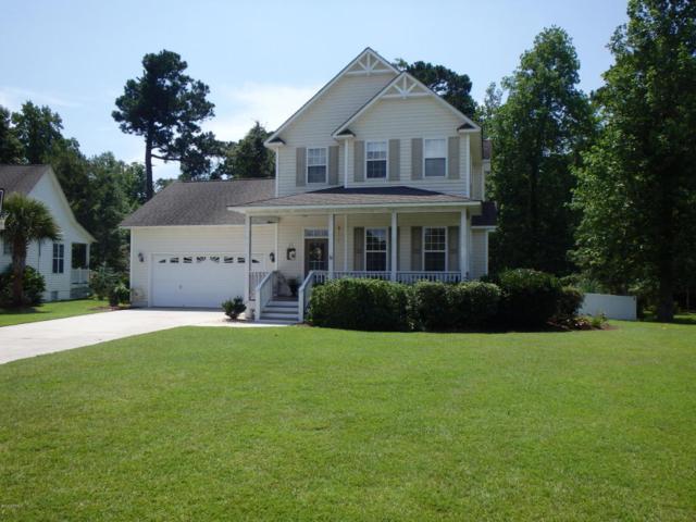 223 Bluewater Cove, Swansboro, NC 28584 (MLS #100078617) :: Century 21 Sweyer & Associates