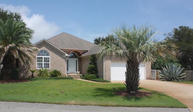 508 Shell Drive, Kure Beach, NC 28449 (MLS #100078741) :: Century 21 Sweyer & Associates