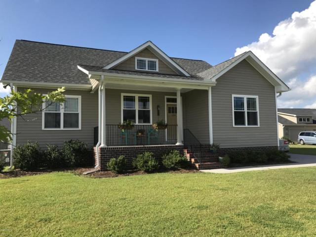 1204 Teakwood Drive, Greenville, NC 27834 (MLS #100078809) :: Century 21 Sweyer & Associates