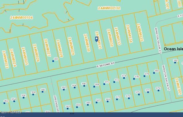 351 E Second Street, Ocean Isle Beach, NC 28469 (MLS #100079205) :: Century 21 Sweyer & Associates