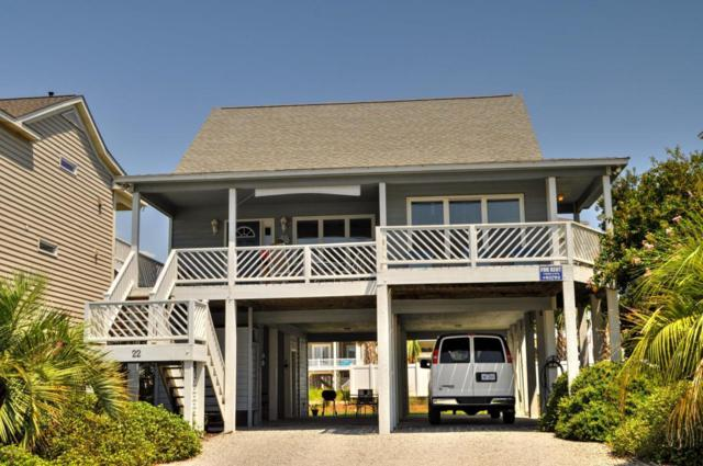 22 Private Drive, Ocean Isle Beach, NC 28469 (MLS #100079258) :: Century 21 Sweyer & Associates