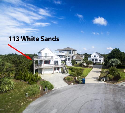 113 White Sands, Emerald Isle, NC 28594 (MLS #100079417) :: Century 21 Sweyer & Associates