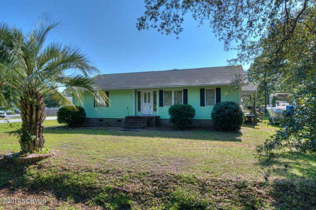 306 Mcglamery Street, Oak Island, NC 28465 (MLS #100079511) :: Century 21 Sweyer & Associates