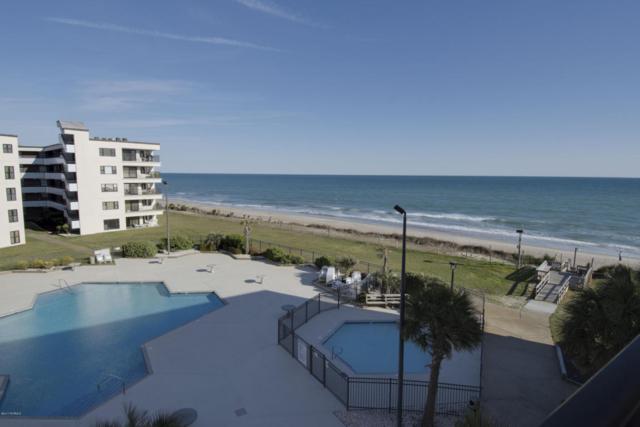 1505 Salter Path Road #407, Indian Beach, NC 28512 (MLS #100079593) :: David Cummings Real Estate Team
