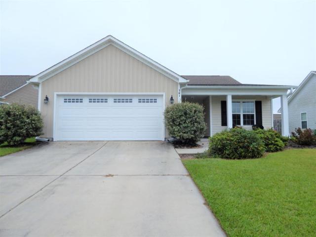 361 Rose Bud Lane, Holly Ridge, NC 28445 (MLS #100079820) :: Century 21 Sweyer & Associates
