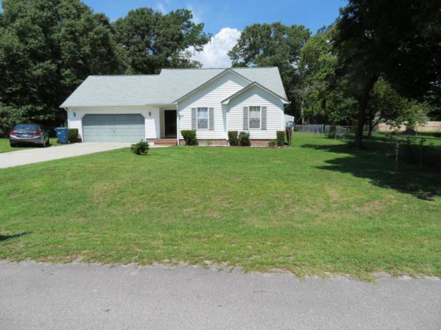 100 Chappell Creek Drive, Richlands, NC 28574 (MLS #100079896) :: Century 21 Sweyer & Associates