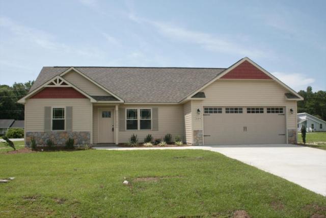 718 Addor Drive, Richlands, NC 28574 (MLS #100079906) :: Century 21 Sweyer & Associates