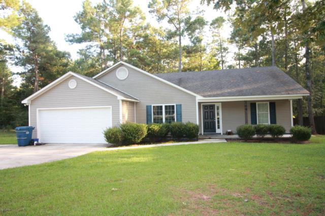 164 Live Oak Drive, Jacksonville, NC 28540 (MLS #100079980) :: Century 21 Sweyer & Associates