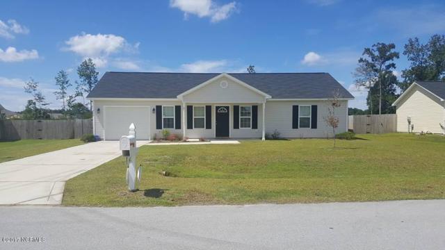 602 Denim Drive, Richlands, NC 28574 (MLS #100079986) :: Century 21 Sweyer & Associates