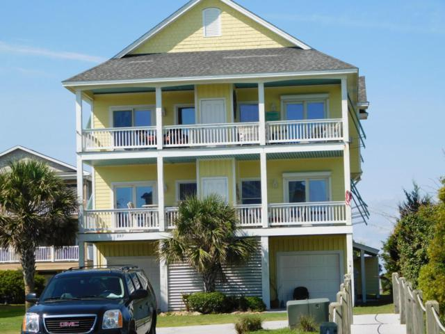 207 Ocean Boulevard A, Atlantic Beach, NC 28512 (MLS #100080093) :: Century 21 Sweyer & Associates