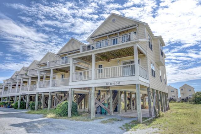 818 N New River Drive #100, Surf City, NC 28445 (MLS #100080130) :: Century 21 Sweyer & Associates