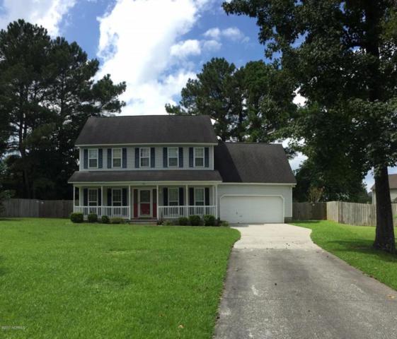 713 Barney Fones Drive, Havelock, NC 28532 (MLS #100080207) :: Century 21 Sweyer & Associates