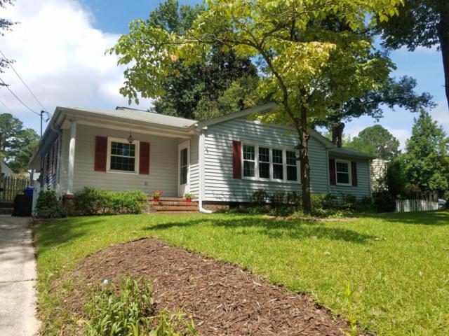 1123 S Overlook Drive, Greenville, NC 27858 (MLS #100080245) :: Century 21 Sweyer & Associates
