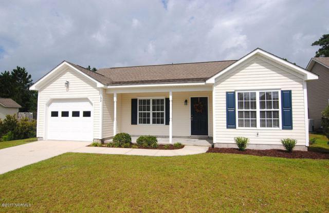 132 Belvedere Drive, Holly Ridge, NC 28445 (MLS #100080324) :: Century 21 Sweyer & Associates