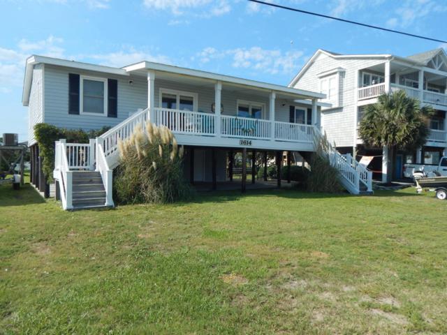 1614 S Anderson Boulevard, Topsail Beach, NC 28445 (MLS #100080348) :: Century 21 Sweyer & Associates