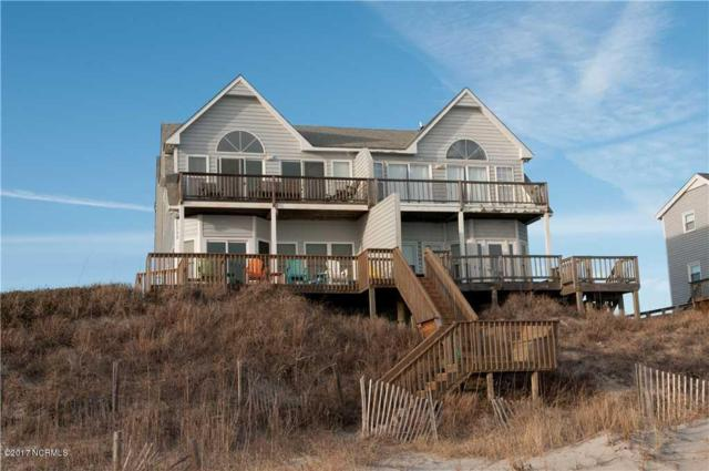 9401 Ocean Drive W, Emerald Isle, NC 28594 (MLS #100080435) :: Century 21 Sweyer & Associates