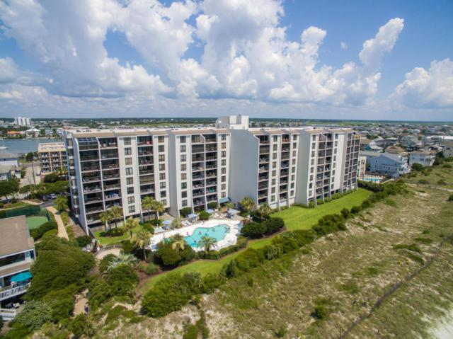 95 S Lumina Avenue 4-F, Wrightsville Beach, NC 28480 (MLS #100080489) :: David Cummings Real Estate Team