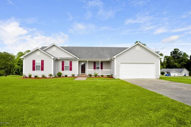 119 Camellia Creek Drive, Richlands, NC 28574 (MLS #100080624) :: Century 21 Sweyer & Associates