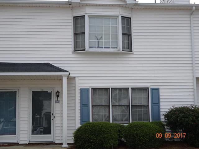 1119 Grovemont Drive J6, Greenville, NC 27834 (MLS #100080654) :: Century 21 Sweyer & Associates