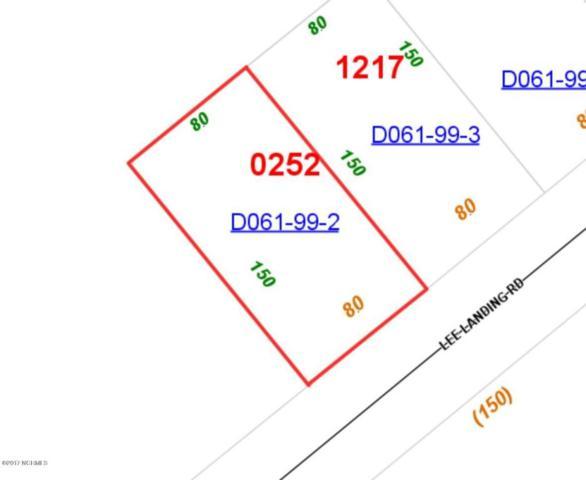 1054 Lee Landing Road, New Bern, NC 28560 (MLS #100080885) :: Century 21 Sweyer & Associates