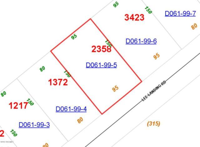 1008 Lee Landing Road, New Bern, NC 28560 (MLS #100080896) :: Century 21 Sweyer & Associates