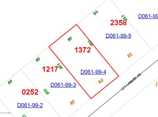 1024 Lee Landing Road, New Bern, NC 28560 (MLS #100080898) :: Century 21 Sweyer & Associates
