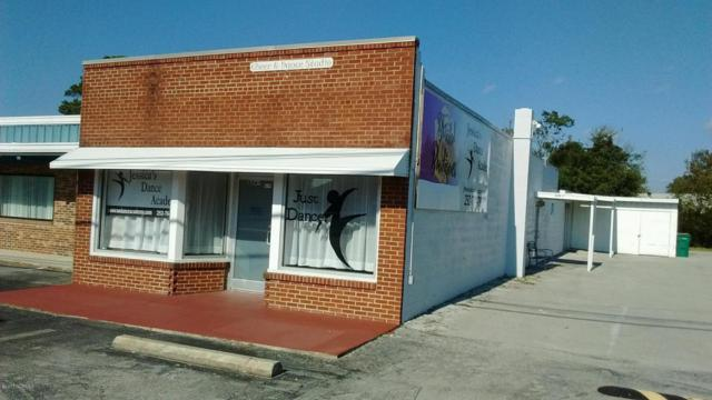624 W Corbett Avenue, Swansboro, NC 28584 (MLS #100080933) :: David Cummings Real Estate Team