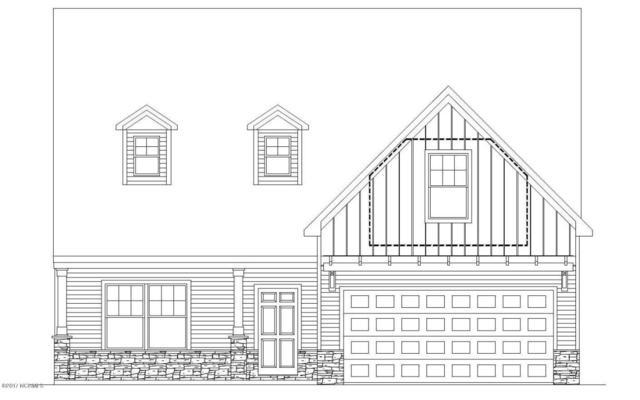 599 Meadowbrook Lane NW, Calabash, NC 28467 (MLS #100080989) :: Century 21 Sweyer & Associates