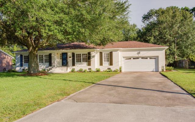 110 Tanbridge Road, Wilmington, NC 28405 (MLS #100081064) :: Century 21 Sweyer & Associates