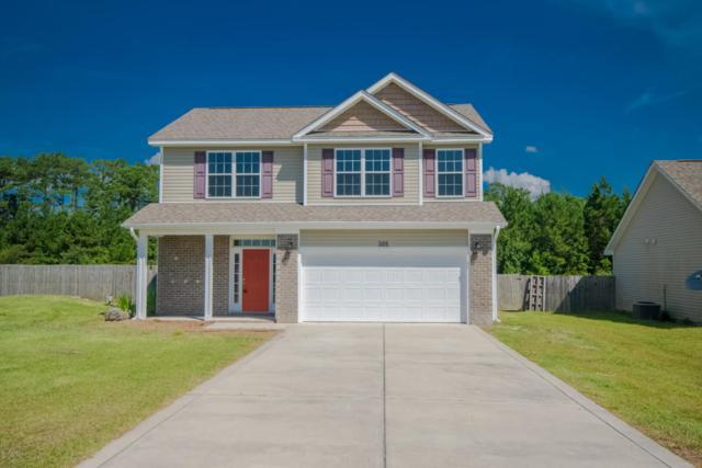 301 De Anza Court, Maysville, NC 28555 (MLS #100081069) :: Courtney Carter Homes