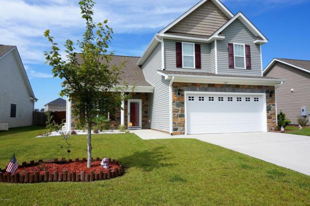 145 Moonstone Court, Jacksonville, NC 28546 (MLS #100081175) :: Century 21 Sweyer & Associates