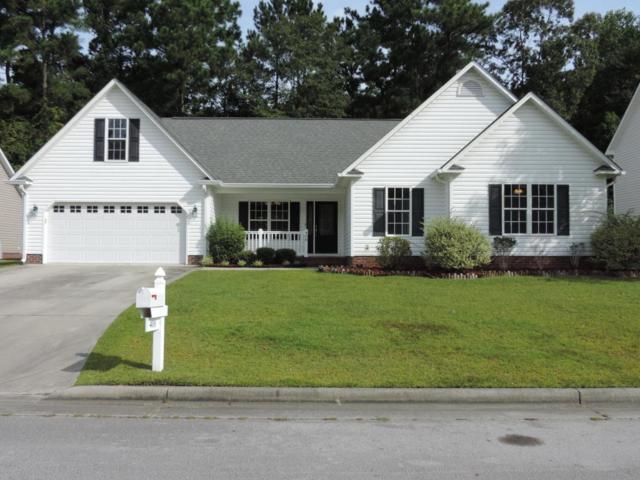 408 Conner Grant Road, New Bern, NC 28562 (MLS #100081202) :: Century 21 Sweyer & Associates