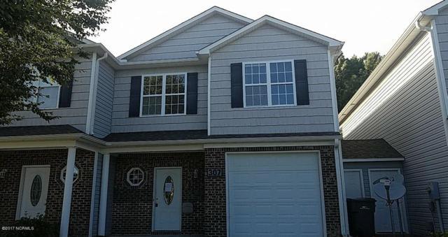 307 Triton Lane, Holly Ridge, NC 28445 (MLS #100081211) :: Century 21 Sweyer & Associates