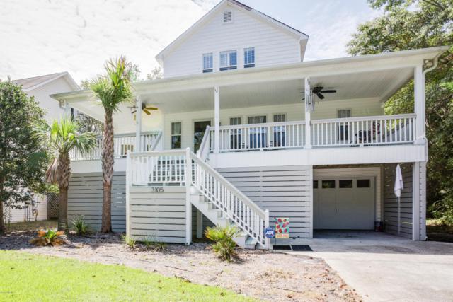 3105 E Yacht Drive E, Oak Island, NC 28465 (MLS #100081220) :: Courtney Carter Homes