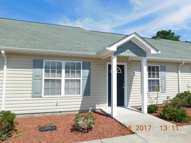 550 Peletier Loop Road #10, Swansboro, NC 28584 (MLS #100081333) :: Century 21 Sweyer & Associates