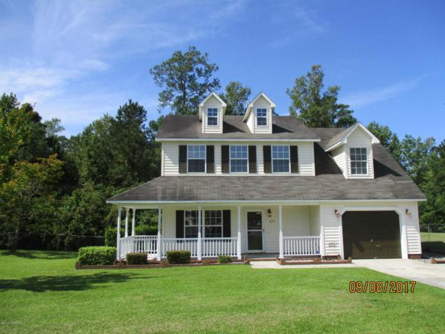 213 Remington Drive, Midway Park, NC 28544 (MLS #100081448) :: Courtney Carter Homes