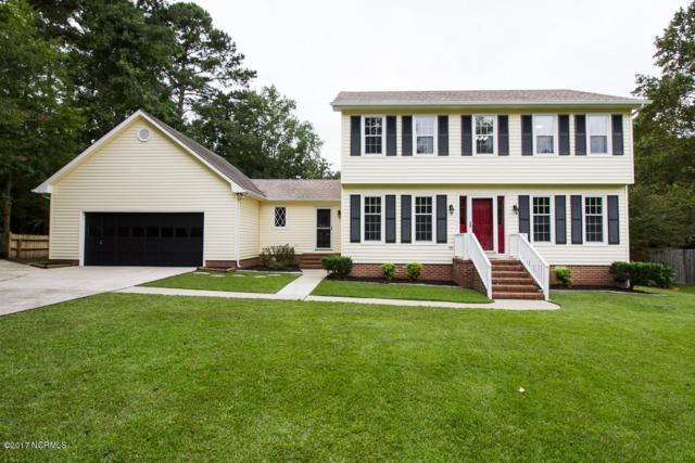 613 Clover Drive, Jacksonville, NC 28546 (MLS #100081566) :: Century 21 Sweyer & Associates