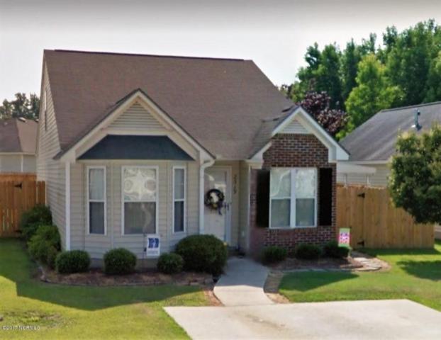 2519 Crystal Drive SE, Wilson, NC 27893 (MLS #100081658) :: Century 21 Sweyer & Associates