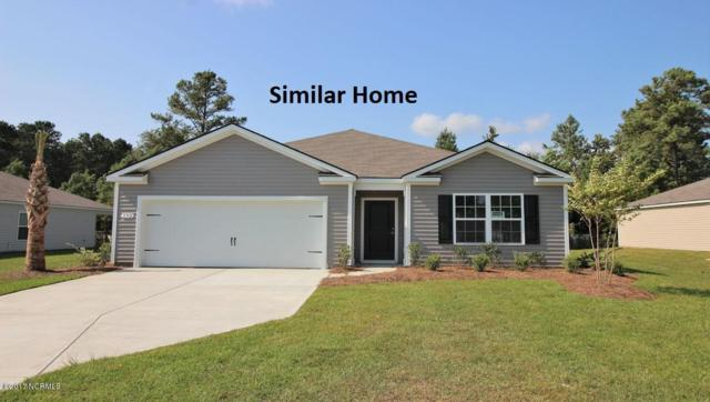 406 Saxby Way #52, Holly Ridge, NC 28445 (MLS #100081721) :: Century 21 Sweyer & Associates