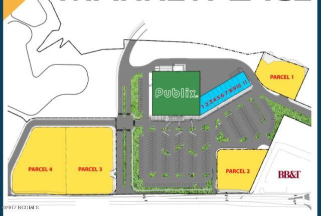 3 Market Place #3 Outparcel, Ocean Isle Beach, NC 28469 (MLS #100081722) :: Century 21 Sweyer & Associates