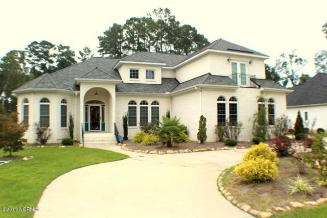 414 Crown Drive, Washington, NC 27889 (MLS #100081869) :: Century 21 Sweyer & Associates