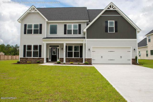 423 Meadowland Circle Lot 12, Jacksonville, NC 28540 (MLS #100082017) :: Century 21 Sweyer & Associates
