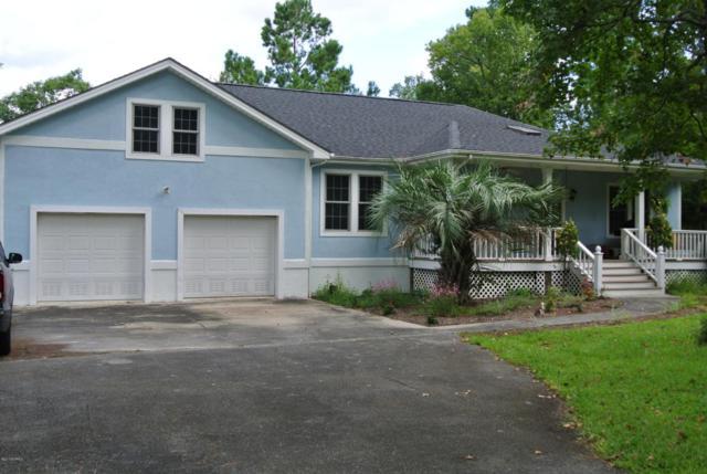 216 Jonaquins Drive, Beaufort, NC 28516 (MLS #100082151) :: Century 21 Sweyer & Associates