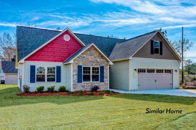 132 Prospect Drive, Richlands, NC 28574 (MLS #100082255) :: Century 21 Sweyer & Associates