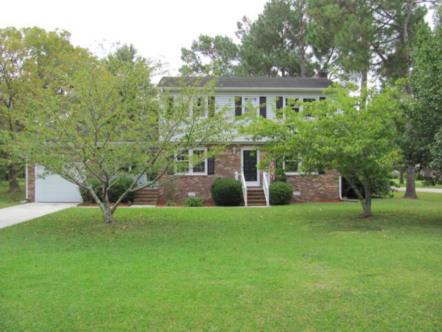 113 Pleasant Drive, Beaufort, NC 28516 (MLS #100082322) :: Century 21 Sweyer & Associates