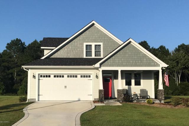 535 Moss Lake Lane, Holly Ridge, NC 28445 (MLS #100082585) :: Century 21 Sweyer & Associates