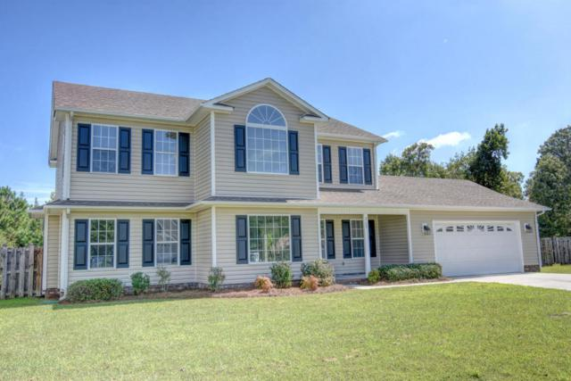 207 Pigeon Lane, Swansboro, NC 28584 (MLS #100082619) :: The Keith Beatty Team