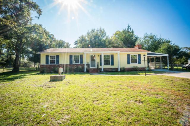 110 Anita Forte Drive, Cape Carteret, NC 28584 (MLS #100082721) :: Century 21 Sweyer & Associates