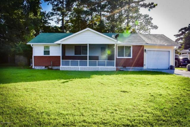 114 Armstrong Drive, Jacksonville, NC 28540 (MLS #100082749) :: Century 21 Sweyer & Associates
